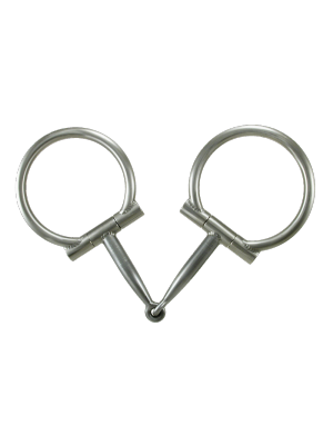 Baseline D-Ring Snaffle