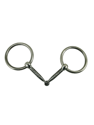 West Coast Small Iron Worker Snaffle