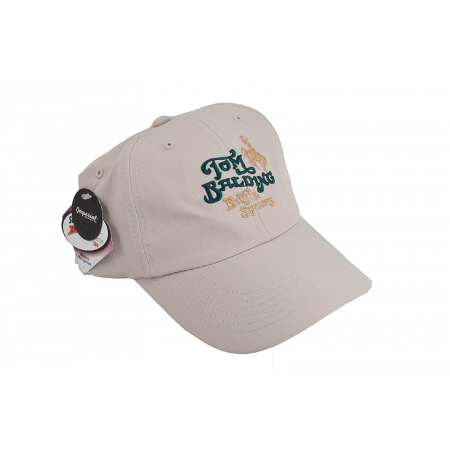CAP CLASSIC LOGO PUTTY GREEN PERFORMANCE POLY