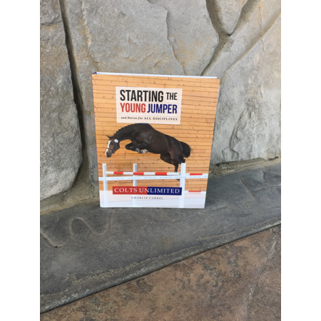 Startng th Young Jumper Hard Cover Book