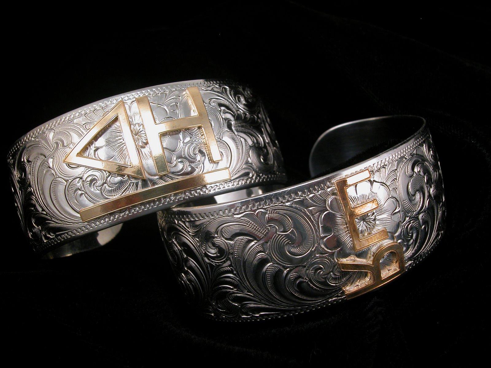 Tom Balding Bits & Spurs Trophy Bracelet